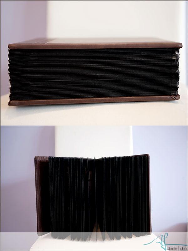 Traditional Custom Hand-designed Album by Aimee