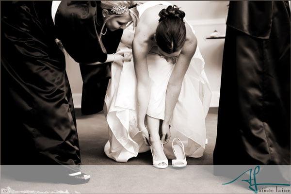 Amanda & Caleb - Married December 31, 2009 - Fuquay-Varina, NC