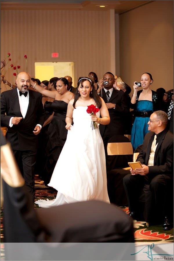 Brittney & Nasser - Wedding December 12, 2009