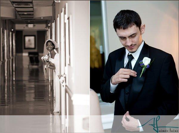 Tamera & Marc's Wedding April 24, 2010