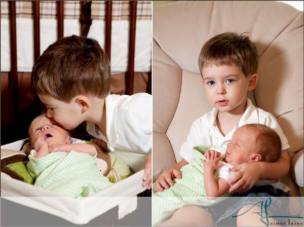 Newborn Photography by Aimee Laine