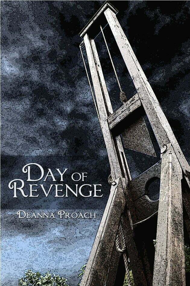 Day of Revenge Front Cover