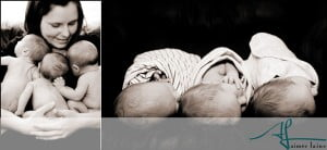 Triplet Photography by Malissa