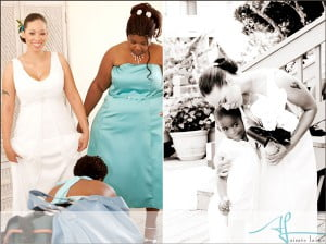 Ciji & Ryan | Wedding Preparation by Malissa