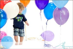 First Birthday Photography by Aimee Laine