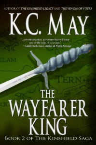 The Wayfarer King by K.C. May