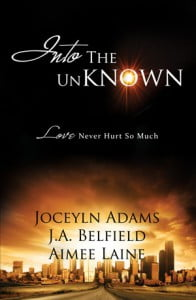 Into The Unknown Cover - Anthology from three authors