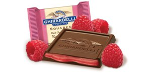 Ghirardelli Dark Chocolate Raspberry