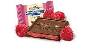 Ghirardelli Dark Chocolate Raspberry