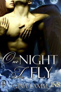 One Night to Fly by Gina Lamm