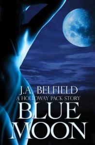Blue Moon by J.A. Belfield