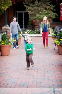 Family Photography at the American Tobacco Campus, Durham, NC