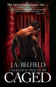Caged by J.A. Belfield