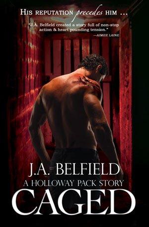 Caged by J.A. Belfield