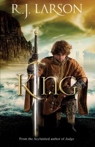 King by R.J. Larson