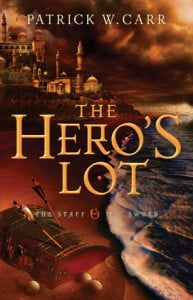 The Hero's Lot by Patrick Carr